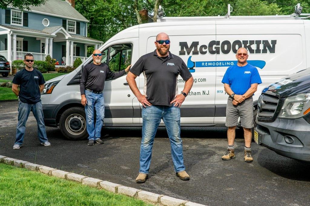 McGookin Remodeling Construction Staff